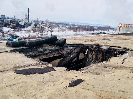Расследование несчастного случая произошедшего на территории ТГК-16